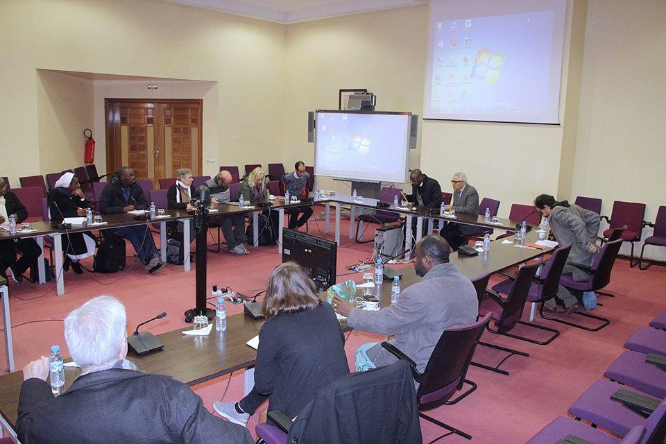 Visite d'un groupe d'étudiants du Certificat ''Islamologie et dialogue inter-religieux ''
