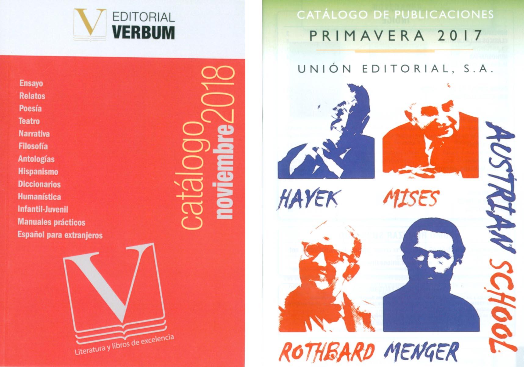 Deux éditeurs espagnols visitent la Fondation