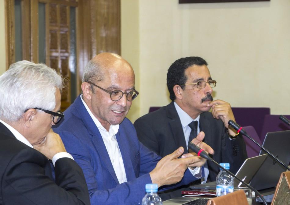 Ethique, science et technique. Conférence-débat animée par Ali Benmakhlouf le jeudi 20 juin 2019 à 18h. Avec la participation de Azelarabe Lahkim Bennani.