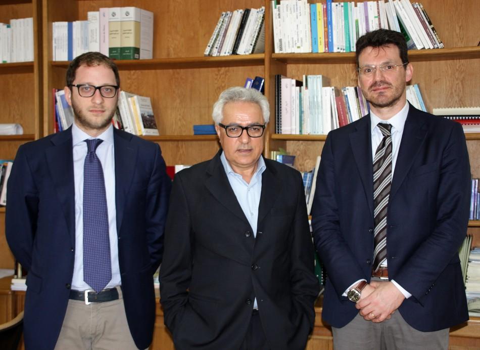 Le jeudi 5 avril 2018, M. Michele Brignone, Secrétaire scientifique de la Fondation Oasis (Venise) et rédacteur en chef de la revue portant le même nom et qui s'intéresse au dialogue islamo-chrétien