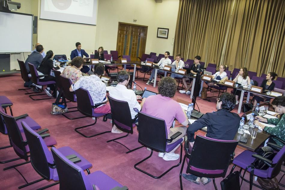 La Fondation a accueilli un séminaire international qui a connu la participation d'une vingtaine d'étudiants doctorants appartenant à des universités marocaines, françaises et américaines.