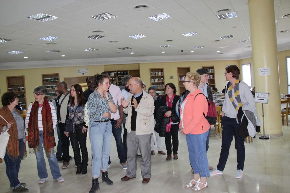 Le 22 mars 2018, la fondation a accueilli un groupe de 44 étudiants des Facultés de théologie protestante de Paris et de Montpellier, accompagné de la vice-doyenne de l'institut protestant de théologie (Paris) et Mme Chrystel Bernat, Maître de conférences à la FTP de Montpellier
