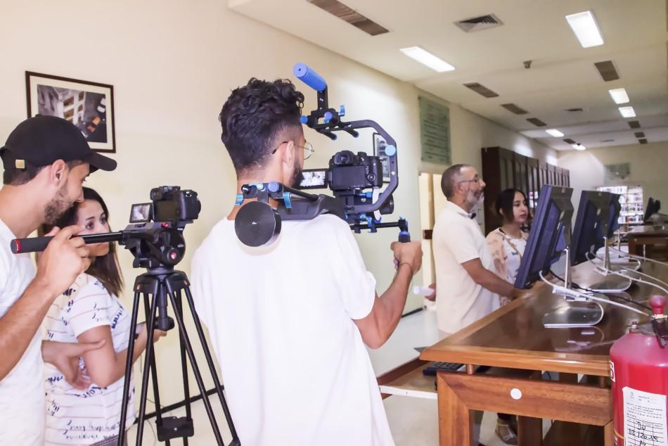 Le 24 juillet 2019, la chaîne Amazighia TV a procédé à l'enregistrement de son émission « Chabab Mag » au siège de la Fondation.