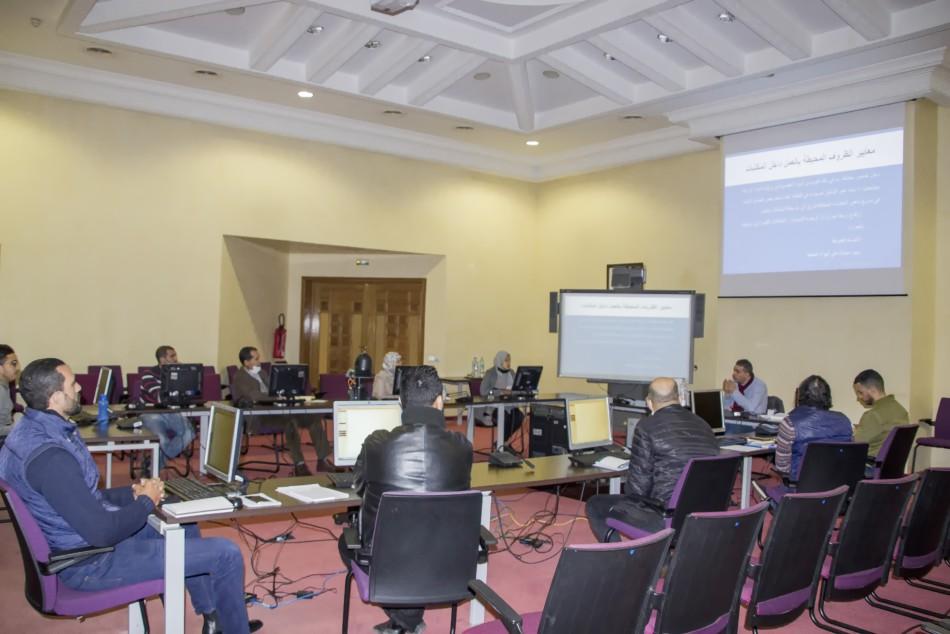 Dans le cadre de la valorisation de son capital humain, la Fondation a organisé, une formation au profit des aides- documentalistes à son siège à Casablanca, du 1er au 4 mars 2021