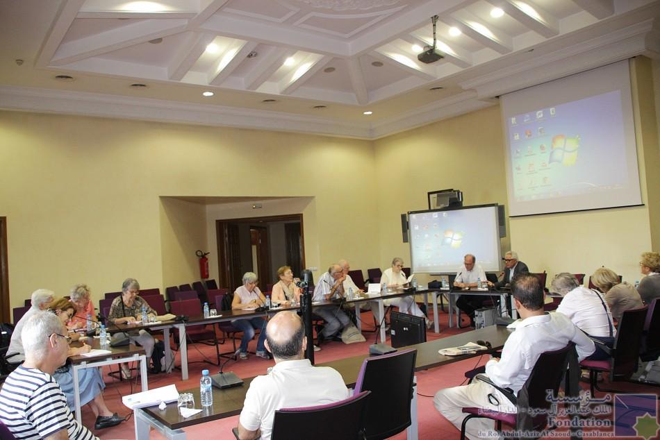 La Fondation a accueilli un groupe français appartenant à l'association «Chrétiens de la Méditerranée». Le jeudi 11 octobre 2018