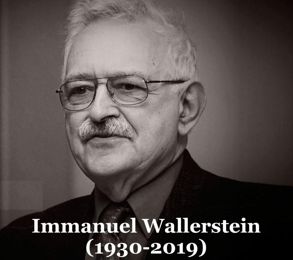 Exposition du mois : Immanuel Wallerstein (1930-2019)